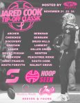 Boys Basketball to Play in the Jared Cook Tip-Off Classic