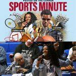 Bria Janelle Hosts Sports Radio Segment on Hot 107.9 radio