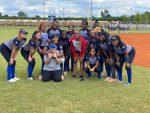 Newton Lady Rams Varsity Takes Victory Over Eastside