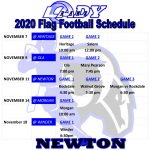 Are you ready for some FLAG FOOTBALL?