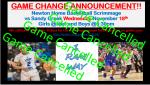Basketball Scrimmage v. Sandy Creek Cancelled