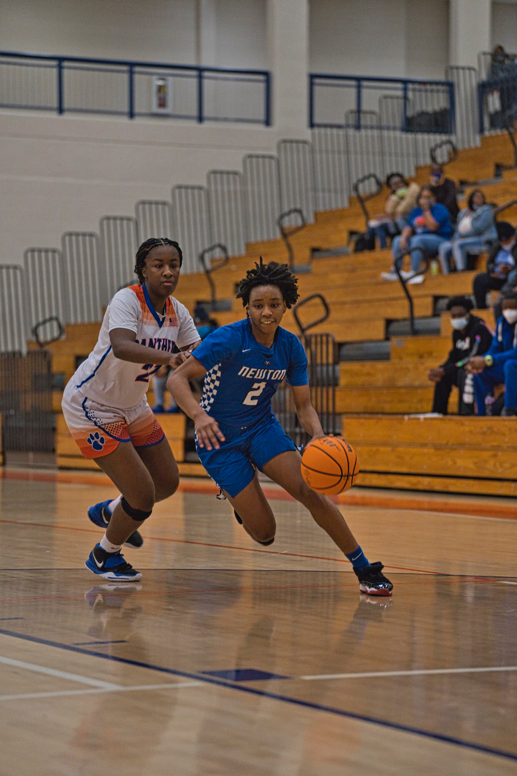 Varsity Girls Basketball v. Parkview Photos