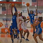 Varsity Girls and Boys Basketball Teams Battle South Gwinnett