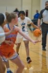Girls Varsity Basketball v. Parkview 2/2