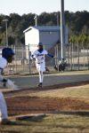 Varsity Baseball Sweeps Alcovy in Doubleheader