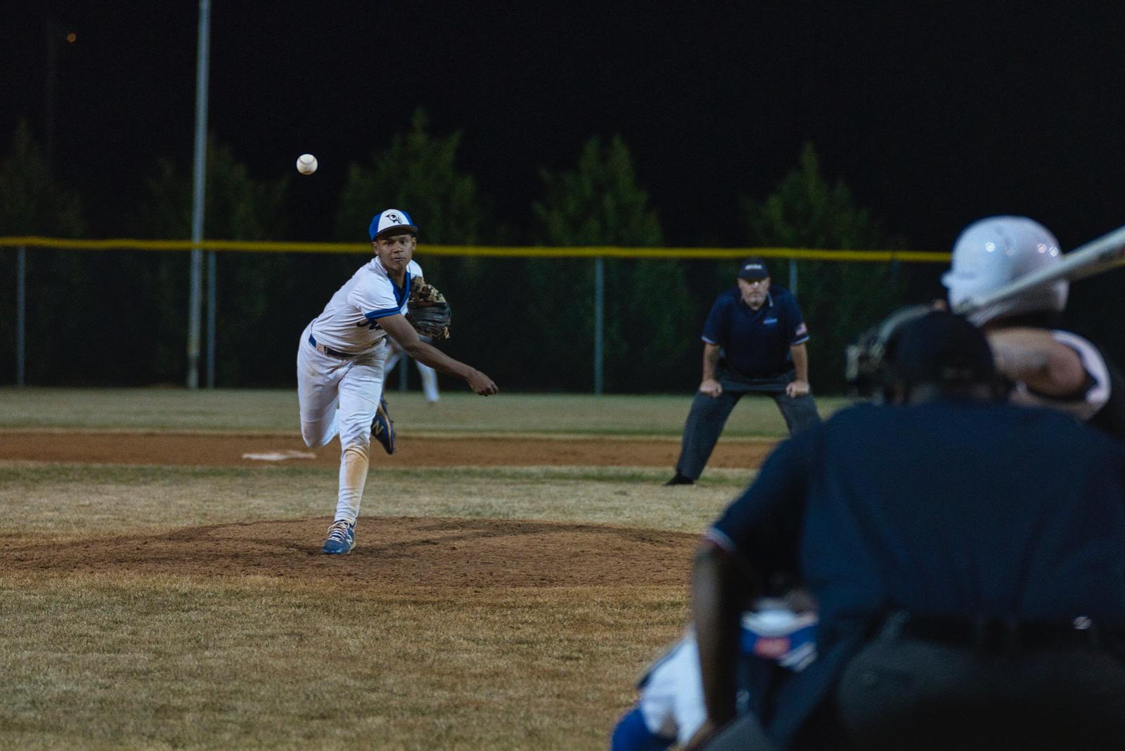 Varsity Baseball v. Jasper County Photos 2/24