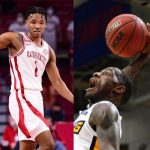 Former Rams JD Notae and Isaiah Miller set to make debut in NCCA Men's Basketball Tournament