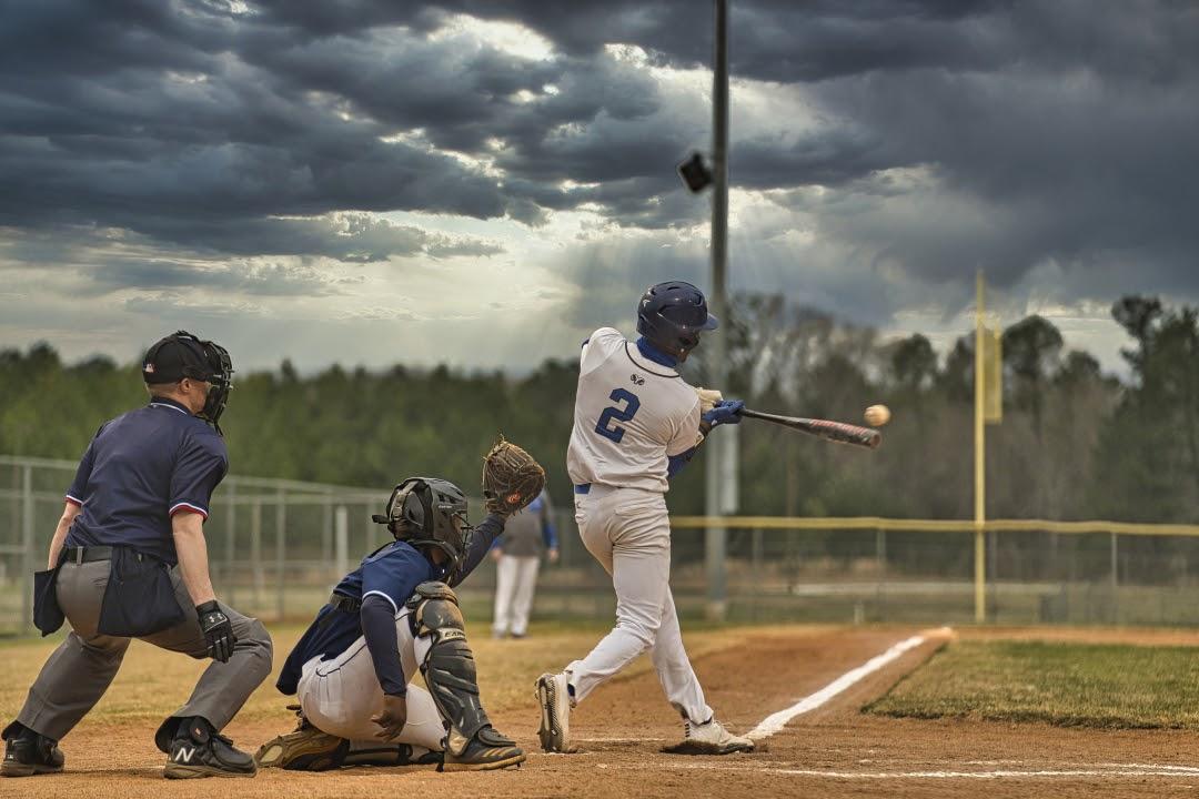 Varsity Baseball v. South Gwinnett 3/15 Photos