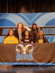 3 Lady Rams Softball Players Sign Division 1 Scholarships