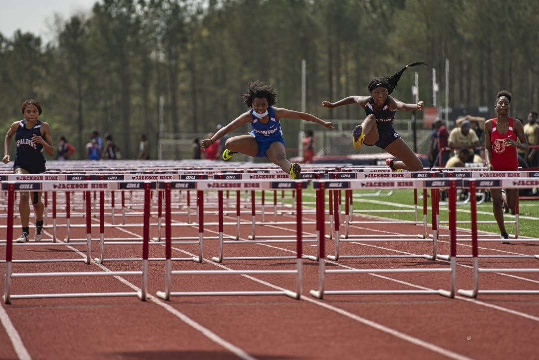 Girls Track & Field Earns 2nd place Finish at New Rock Championship