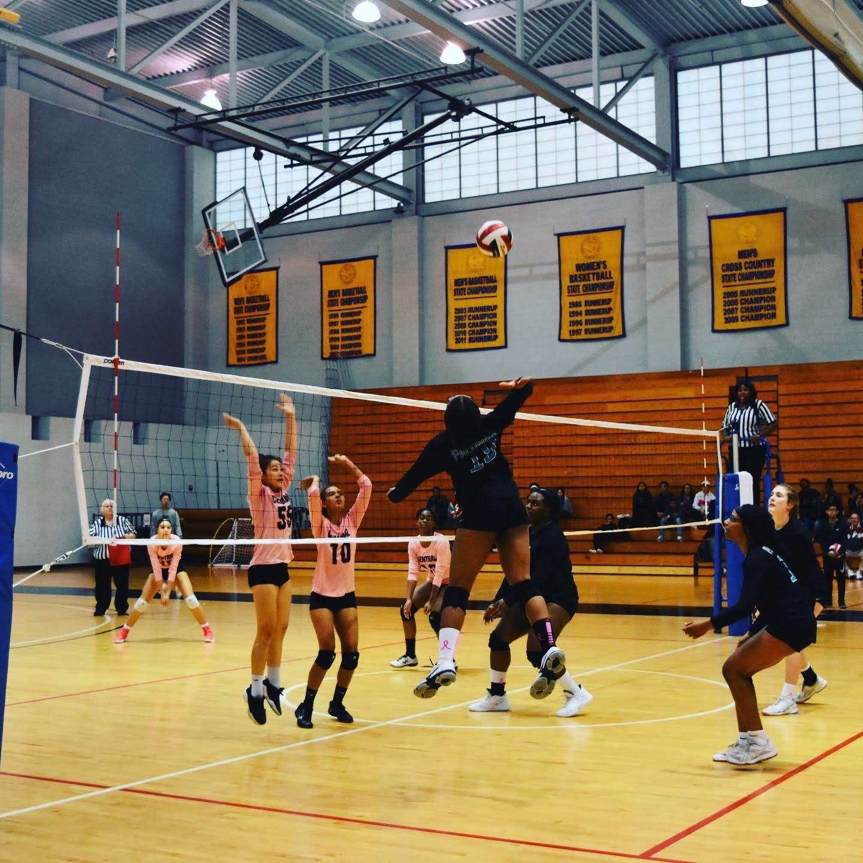 Girls Volleyball 2019