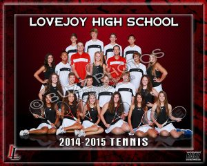 Tennis 2014-15