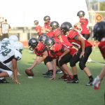 Lovejoy High School Freshman Football falls to Lake Dallas High School 6-14