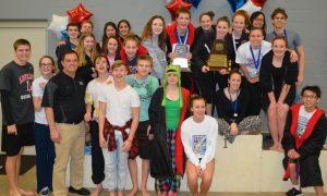 2014-15 Swim and Dive