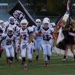 Lovejoy High School Varsity Football beat Denison High School 45-34