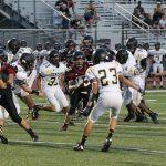 Lovejoy High School Freshman Football beat Denison High School 22-6