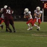 Lovejoy High School Varsity Football beat Sherman High School 45-14