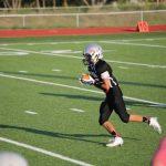 Lovejoy 8th Grade Football falls to Ford High School 8-34