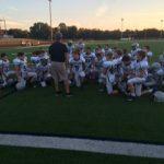 Lovejoy 7th Grade Football beat Allen Erickson Middle Schol 30-20
