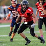 Lovejoy High School Freshman Football falls to Prosper High School 7-22