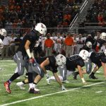Leopards Create Turnovers, hold off McKinney North 27-20