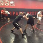 Wrestling kicks off season with 1st day of practice!