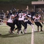 Lovejoy High School Freshman Football beat Wylie East High School 39-6