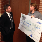 Bo Biedleman – Wing Stop Scholar Athlete of the Month