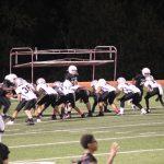 Lovejoy 8th Grade Football falls to Curtis 27-32