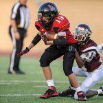 Lovejoy High School Freshman Football Red beat Wylie 27-6
