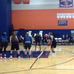 Lady Leopards Play First Scrimmages Of The Season