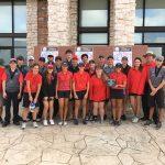 Lovejoy High School Girls Varsity Golf finishes 1st place