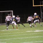 Lovejoy High School Freshman Football Black falls to McKinney High 7-42