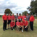 Lovejoy High School Boys Junior Varsity Golf finishes 1st place