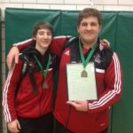 Lovejoy Men's Wrestling Places two in Arlington tourney!