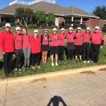 Lovejoy High School Girls Varsity Golf finishes 3rd place