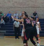 Lovejoy High School Girls Varsity Basketball falls to Celina High School 36-52