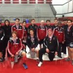 Lovejoy JV Men's Wrestling Competes at Colleyville Heritage Invitational