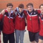 Lovejoy Varsity wrestling nets 5 placers, 2 Champions at Colleyville!