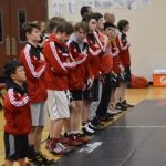Wrestling hosts all-level matches at Sloan Creek!