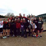 Girls Basketball Delivers Christmas Cheer
