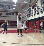 Lovejoy High School Girls Varsity Basketball beat Denison High School 52-36