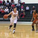 Lovejoy High School Girls Varsity Basketball falls to West Mesquite High School 52-55