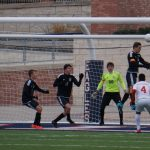 Lovejoy High School Boys Varsity Soccer falls to Kilgore High School 1-3