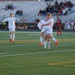 Lovejoy High School Boys Varsity Soccer beat Caprock High School 1-0