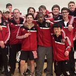 Men's Wrestling Places 5th in State Dual Championship in Bryan!