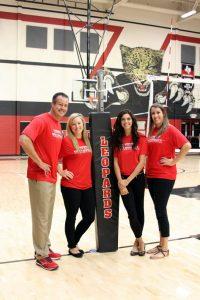 2015 Varsity Volleyball Team Photos