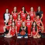 Lovejoy Girls 8th Grade Basketball B beat Allen Ford 24-4