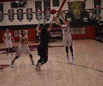 Lovejoy High School Girls Varsity Basketball falls to Wylie East High School 45-47