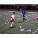 Lovejoy High School Boys Junior Varsity Soccer falls to Sherman High School 0-4